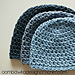 Half Double Crochet Cotton Hat  pattern