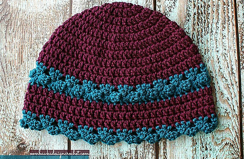 Ravelry I Feel Pretty Women S Crochet Hat Pattern By