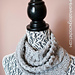 Soft as a Cloud One Skein Cowl pattern
