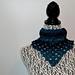 Winter Neckerchief pattern