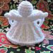 Angel Christmas Ornament pattern