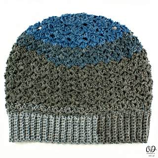 Oceania Hat Pattern - A Free Crochet Pattern from Oombawka Design.