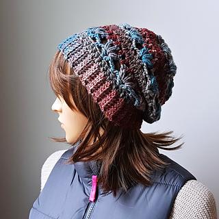 Felicity Hat Pattern. Free Crochet Pattern from Oombawka Design Crochet.