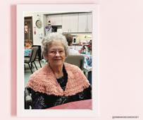 Grandma's Shoulder Shawl. Free Pattern from Oombawka Design Crochet, 2020