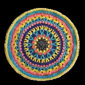 Kinship Mandala Rhondda Mol Oombawka Design Crochet
