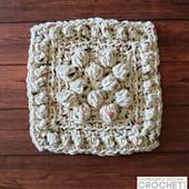 Rhondda's Scrubbie Dishcloth Pattern - Oombawka Design Crochet