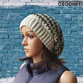 Agnes Slouch Hat. Rhondda Mol. #scarfhatofthemonthclub2020