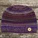 Ametrine Button Hat pattern