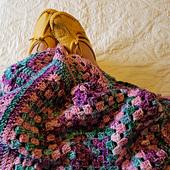 Looking Back Blanket Rhondda Mol