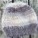 Puff Stitch Slouch Hat pattern