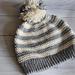 Prairie Beanie pattern