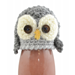 The Crochet Owl for the innocent Big Knit pattern