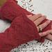 karkom wristwarmers pattern