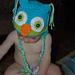 Owly is soo Cute pattern