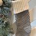 Alpine Christmas stocking pattern