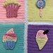 Sweet treat appliqué bundle pattern