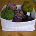 Beuteldosenschachtelkorb | Basket pattern