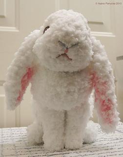 crochet lop rabbit | Son's Popkes | 320x252