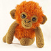 Helio the Baby Orangutan pattern