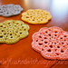 Four Round Doily pattern