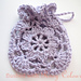 Little Lavender Sachet pattern