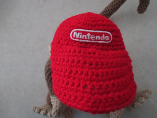 Donkey Kong my most recent project. Pattern can be found here:  https://www.ravelry.com/patterns/library/donkey-kong | 240x320