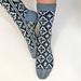 First Snowfall Socks pattern