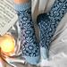 Wild Angelica Socks pattern