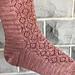 Louisette Socks pattern