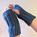 Easy Peasy Wrist Warmers pattern