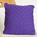 Smocked Pillow Cover pattern