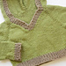 Woodland Hooded Pullover pattern