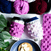 Popcorn Stitch Cozy pattern