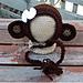 Mazie the Monkey Bonnet pattern