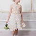 Chamomile dress for girl pattern