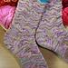 Tofutsies Serenity Sock pattern