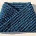 Moebius scarf or headband pattern