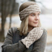 Cabled Head Band pattern