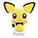 Pichu (Pokemon) pattern
