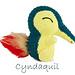 Cyndaquil (Pokemon) pattern