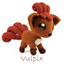 Vulpix (Pokemon) pattern
