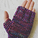 The Elsie Mitts pattern