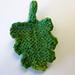 Oak Leaf (Knit) pattern