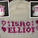 Isac Elliot knitted hat pattern