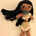 Pocahontas Amigurumi Doll pattern