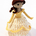 Tall Belle French Beauty pattern