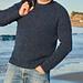 Journey Casual Men Sweater pattern