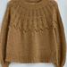 Phoenix Sweater pattern