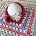 Hugpie Baby Security Blanket pattern