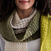 Ombre Scarf pattern